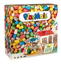 PlayMais® World Farm - farbige Bausteine aus nachwachsenden Rohstoffen