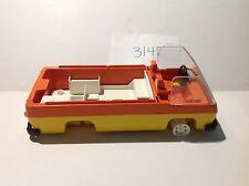 Playmobil #3148 Vintage Camper 1977 Replacement Parts