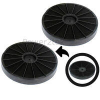 2 x EFF54 Type Carbon Charcoal Filter for Baumatic F70.2SS Cooker Hood