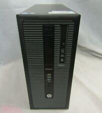 HP EliteDesk 800 G1 TWR Intel Core i7 4th Gen 8GB RAM 500GB HDD Windows 10 Pro