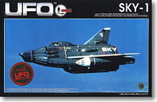 UFO S.H.A.D.O. - SKY 1 Model Kit / Gerry Anderson Sky 1 shado