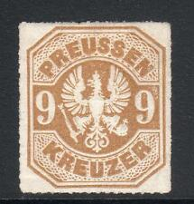 Prussian German & Colonies Stamps without Gum