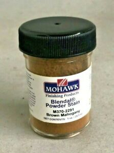 BROWN MAHOGANY Mohawk Blendal Powder (M370-2291) 1 oz FREE SHIP!