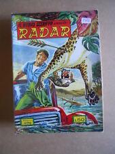 Il Nuovo Sceriffo presenta RADAR n°70 1962  [G402]
