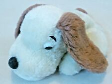 Vintage Soft Toy - Unrecognised 19cm VERY CUTE - Stuffed Plush Dog/Puppy C1980s