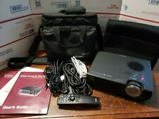 Epson EMP-700 Power lite 700c Projector With Many Extras