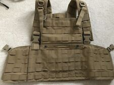 Warrior Assault Systems 901 Chest Rig MOLLE Coyote Tan UKSF