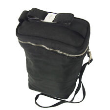 c122845448 Auth Salvatore Ferragamo Vara Nylon Canvas Shoulder Bag F S 896
