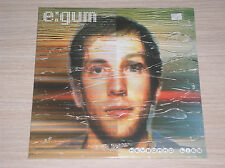 E:GUM - KEYBOARD LIES - 2 LP 33 GIRI SIGILLATO (SEALED)