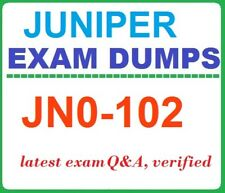 Juniper Junos, Associate (JNCIA-Junos) JN0-102 (LATEST Exam Q&A)