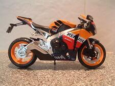 1:12 HONDA FIREBLADE BLADE REPSOL CBR1000R 2008 2009 2010 2011 SUPERB MODEL HRC