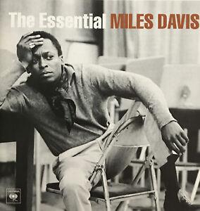 The Essential Miles Davies Cd Double Album