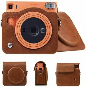 Instant Square SQ1 Camera Case with Adjustable Strap For Fujifilm Instant Camera