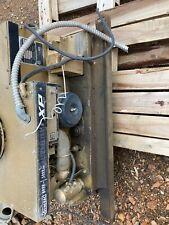 Generac Generator Out Of Motorhome Old School 1977 5000 Watt