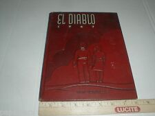 1947 Hinsdale Township High School class photo Yearbook Illinois IL El Diablo
