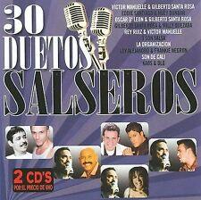 Son de Cali,la Organizacion,Rey Ruiz,Gilberto Santa Rosa.Victor manuelle 2CD NEW