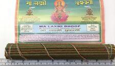 Ma Lakshmi Goddess of Wealth Natural Nepali Dhoop Incense 1 Pack, 37 Sticks.