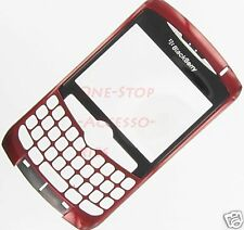 OEM Red AT&T Blackberry Curve 8310 8300 8320 Faceplate