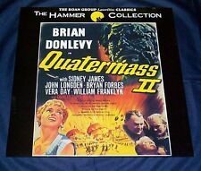 QUATERMASS II - FS Laserdisc - ROAN -