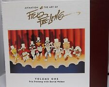 Autographed Animation: The Art of Friz Freleng Volume One Collection Bugs Bunny