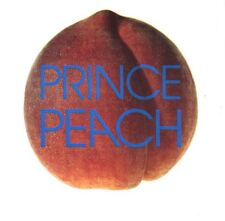 "PRINCE  Peach & My Name Is Prince  PICTURE SLEEVE 7"" 45 record + juke strip NEW"