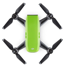 Brand new DJI Spark mini drone camera quadcopter fpv hd 720p 1080p 12MP green