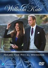 William and Kate Inside the Royal Wedding Duke and Duchess of Cambridge DVD