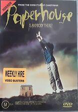 Paperhouse (DVD, 1988) Region 4 - Rare
