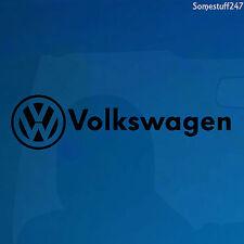 2x Ventana De Coche Volkswagen - - VINILO STICKER/DECAL - 224