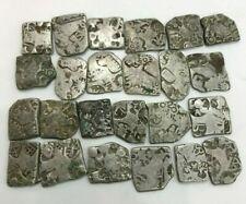 ANCIENT INDIA, PUNCHMARKED COINS: MAGADH-MAURYA KARSHAPANA SERIES, MIXED LOT OF