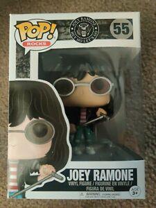 Funko Pop! Rocks Joey Ramone 55