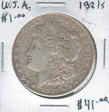 United States USA 1921s Silver Morgan Dollar