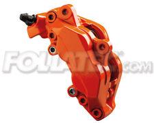 Foliatec BREMSSATTEL-Lack 2K-Lackspray orange, 400ml Bremssattelfarbe