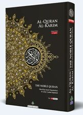 AL-QURAN NOBLE B5 ENGLISH TRANSLATION WORD BY WORD WITH COLORED TAJWEED