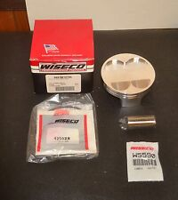 HARLEY DAVIDSON  FORGED PISTON 9891M010795 4.250 BORE FRONT VROD 14:1 WISECO