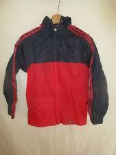 Veste coupe vent Ventex vintage Adidas Rouge Taille XS