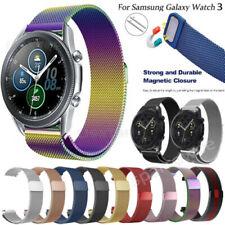 Reloj de Pulsera milanés Magnético Correa Reloj Banda para Samsung Galaxy 3 41mm 45mm
