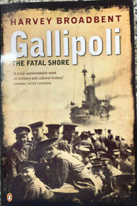 GALLIPOLI – THE FATAL SHORE