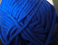 (77 €/kg): 600 Gramm Merino Super Big Mix, Schachenmayr, Farbe blau 51 #1746