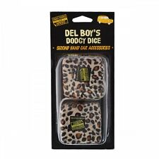 Only Fools and Horses Del Boys Dodgy Car Dice