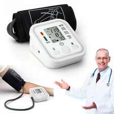 Automatic LCD Digital Upper Arm Blood Pressure Monitor Machine Home Test Health