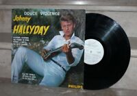 johnny hallyday / Douce violence (salut les yeyes, dial) LP