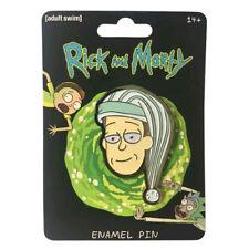 Rick and Morty - Sleepy Garry Enamel Pin NEW