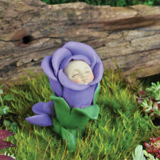Fairy Garden Mini - Fairy Baby of the Month - February Violet
