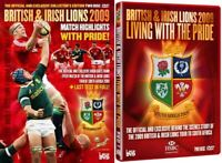 The British & Irish Lions 2009 Official Film Behind The Scenes DVD South Africa