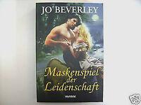 JO BEVERLEY MASKENSPIEL DER LEIDENSCHAFT