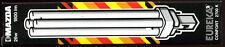 Ampoule éco fluocompacte Mazda Eureka 26W G24d-3 blanc brillant