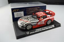 FLY* 1/32  E82 DODGE Viper GTS-R Special Edition 25 Years FOOT LOCKER
