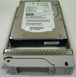 """Sun 73GB 15k. 3.5"""" SAS HDD im Rahmen PN.: 540-7196-01 390-0333-02"""