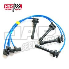 NGK IGNITION LEADS HONDA CIVIC INTEGRA B16A B18C DC2 EK4